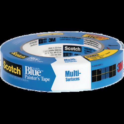 """3M 2093EL-36B-N 1.5"""" x 60Yd Scotch Blue Advanced Edge-Lock Painters Tape"""