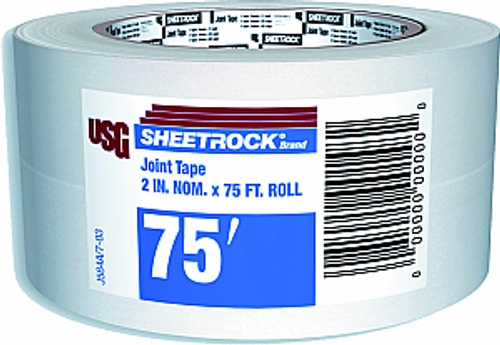 "USG 380041 2-1/16"" X 75' SHEETROCK JOINT TAPE"