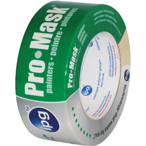 "IPG 5201-.75 3/4"" X 60YD PAINTERS GRADE MASKING TAPEAPE"