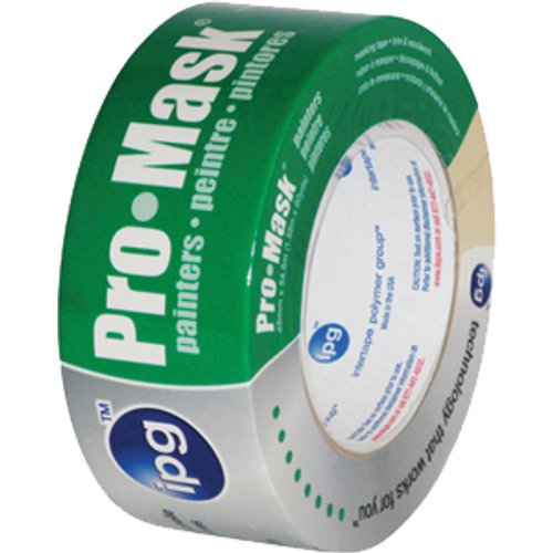 "IPG 5202-1 1"" X 60YD PAINTER'S GRADE MASKING TAPE"