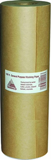 "TRI PAPER 12909 B9 9"" X 60 YD GENERAL PURPOSE MASKING PAPER"