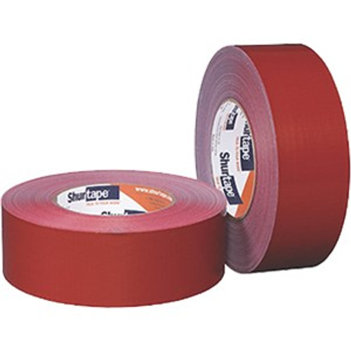 Shurtape 100526 PC667 48mm x 55m Red 14 Day UV Resistant Cloth Duct Tape