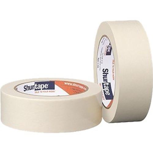 """Shurtape 120407 CP105 2"""" x 60Yd General Purpose Masking Tape Bulk"""