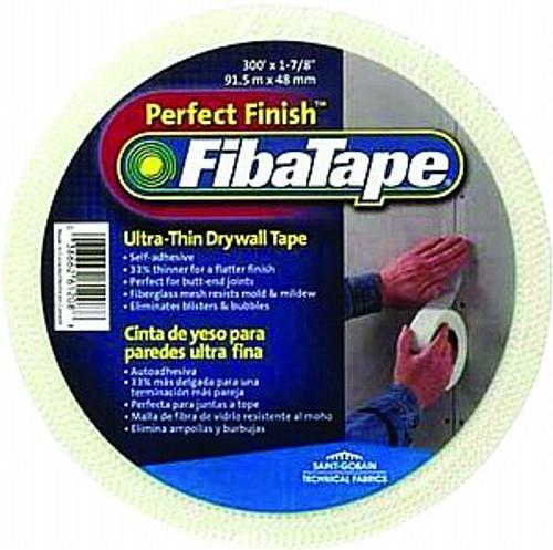 Fibatape FDW8654-U 1-7/8 x 300' Ultra Thin Perfect Finish Drywall Tape