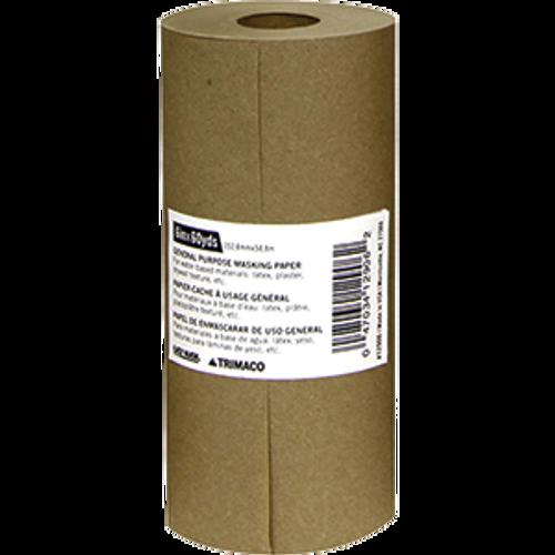 "TRI PAPER 12906 B6 6"" X 60 YD GENERAL PURPOSE MASKING PAPER"