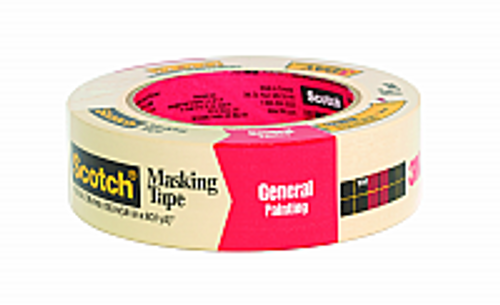 "3M 2050-1.5A 1-1/2"" X 60YD PAINTERS MASKING TAPE S/W"