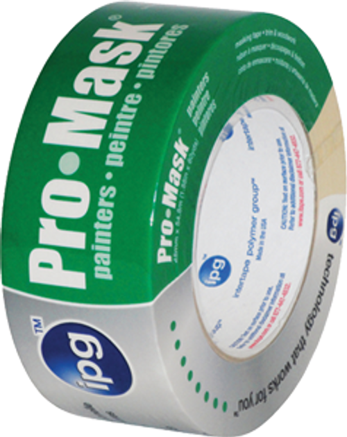 "IPG 5203-1.5 1-1/2"" X 60YD PAINTERS GRADE MASKING TAPE"