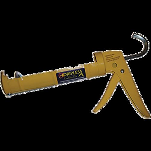 DRIPLESS CH200 10OZ CRADLE HEX ROD CAULK GUN