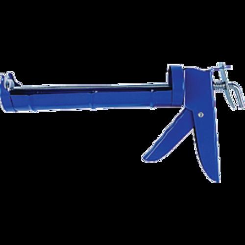 MERIT PRO 00269 11OZ HALF BARREL SMOOTH ROD CAULK GUN