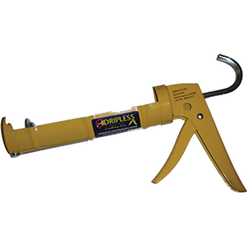 DRIPLESS CH200 10OZ CRADLE HEX ROD CAULK GUN