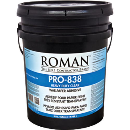 PROFESSIONAL PRO-838 5G CLEAR PRO 838 HD ADHESIVE
