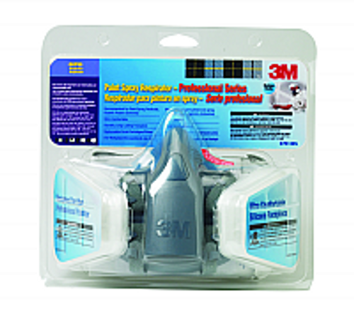 3M 7512PA1-A MEDIUM PROFESSIONAL SERIES RESPIRATOR ASSEMBLY