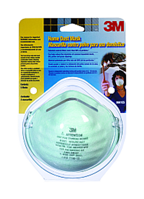 3M 8661PC1-A HOME DUST MASK 5PK