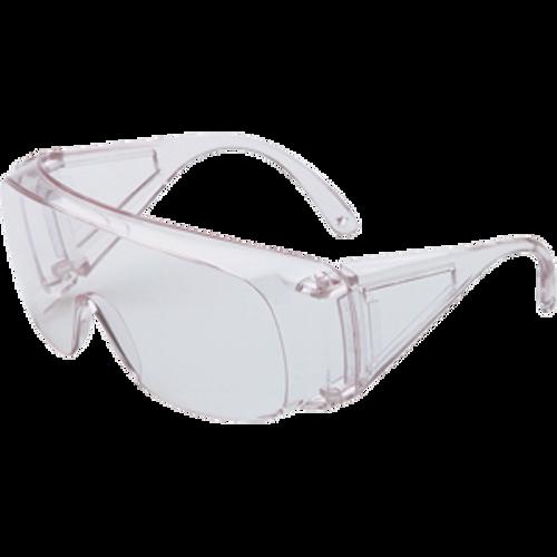 SPERIAN HONEYWELL RWS-51001 POLYSAFE CLEAR LENS ECONOMY SAFETY GLASSES