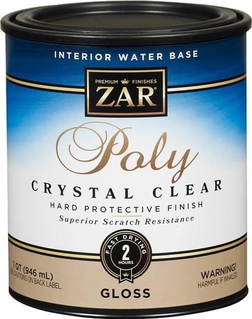 UGL 32412 Qt Gloss Aqua Zar Int WB Poly