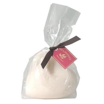 Pre de Provence Camelia Heart Soap - 200 gm in Cello Gift Bag