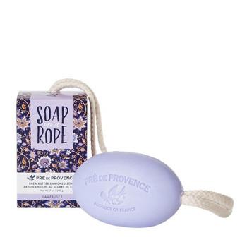 Pre de Provence Soap On A Rope - 200 gm - Lavender