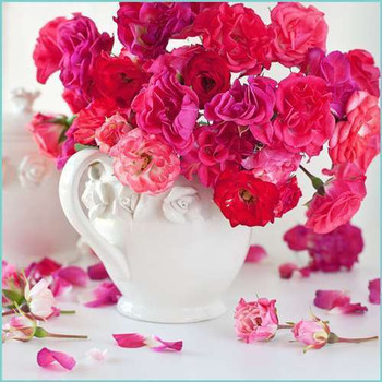 Uncommon Scents Tea Rose Perfume Essence - 1/3 oz roll-top