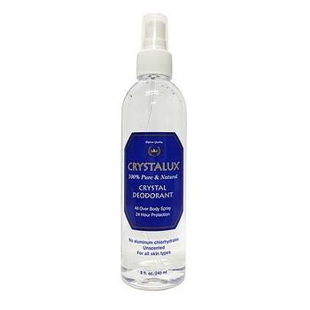 Crystalux Large Mist Spray Deodorant - 8 oz