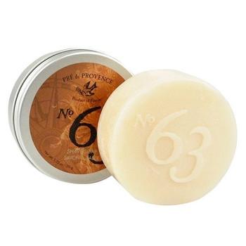 Pre de Provence No 63 Shave Soap in Tin - 5.25 oz