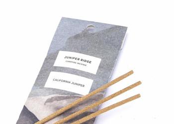 Juniper Ridge California Juniper Natural Incense - 20 sticks