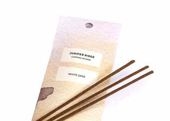 Juniper Ridge White Sage Natural Incense - 20 sticks