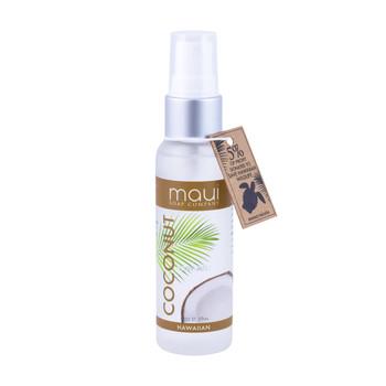 Maui Soap Company Coconut Body Mist - 2 oz