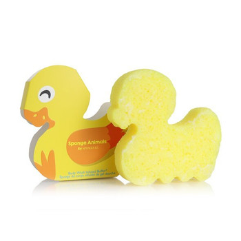 Spongelle Spongelle Body Wash Infused Kids Buffer - Duck Sponge Animal
