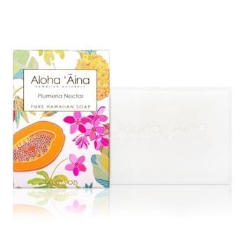 Maui Soap Company Plumeria Nectar Pure Hawaiian Soap - 5 oz