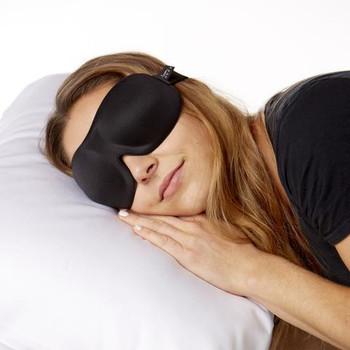 Bucky 40 Blinks Sleep Mask - Marble