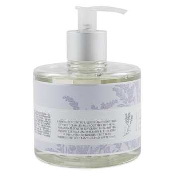 Pre de Provence Heritage Hand Soap - 11 oz pump bottle - Lavender