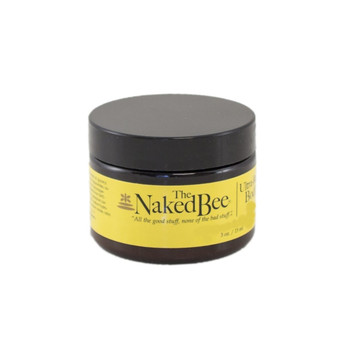 Naked Bee Vanilla, Rose and Honey Ultra Rich Body Butter - 3 oz jar