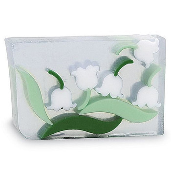 Primal Elements Lily of the Valley Soap Bar - 5.8 oz