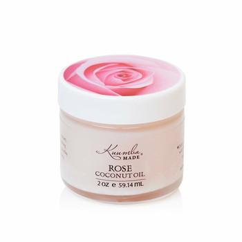 Kuumba Made Rose Coconut Oil - 2 oz
