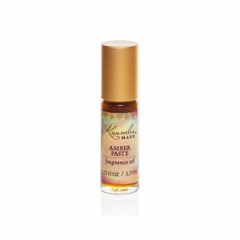 Kuumba Made Amber Paste Fragrance Oil - 1/8 oz w/ applicator wand