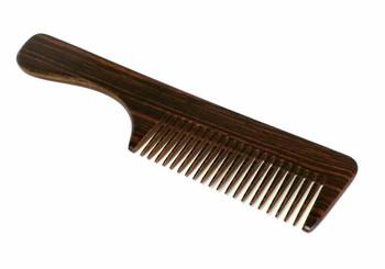 Speert Handmade Wooden Beard Comb #DC11K