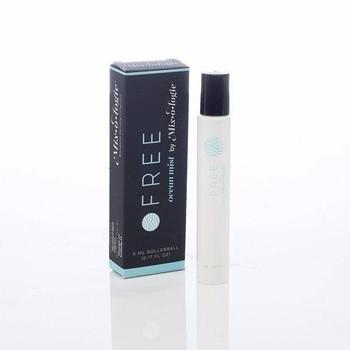 Mixologie Free Ocean Mist Blendable Perfume - .17 oz rollerball