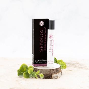 Mixologie Sensual Sugared Sandalwood Blendable Perfume - .17 oz rollerball
