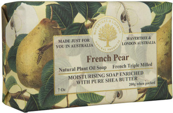 Wavertree and London French Pear Soap Bar - 200 gm