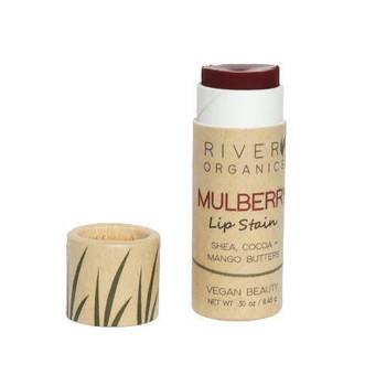 River Organics Vegan Lip Stain - Mulberry
