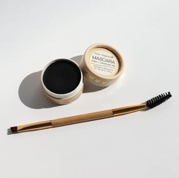 River Organics Vegan Zero Waste Mascara - Black