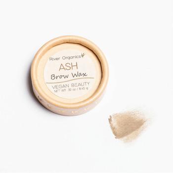 River Organics Eyebrow Wax - Ash Blond or Dark Blond Eyebrows