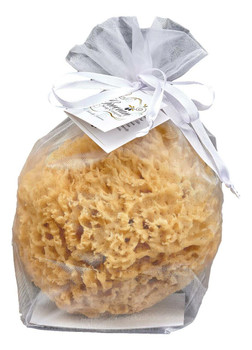 Grecian Soap Company Natural Sea Wool Sponge - 5-6