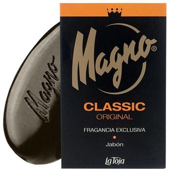 Magno La Toja Classic Original Black Soap - 4.4 oz / 125 gm