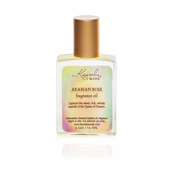 Kuumba Made Arabian Rose Fragrance Oil - 1/2 oz