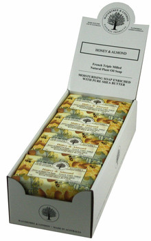 Wavertree and London Honey and Almond Soap Bar - 200 gm