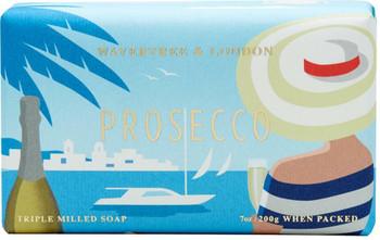 Wavertree and London Prosecco Soap Bar - 200 gm