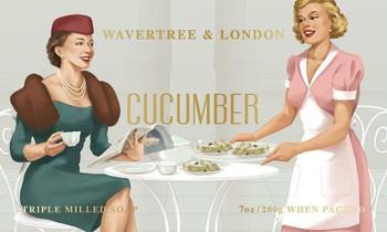 Wavertree and London Cucumber Soap Bar - 200 gm