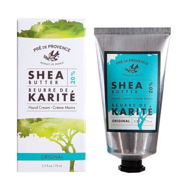Pre de Provence 20percent Shea Butter Dry Skin Hand Cream - 2.5 oz tube