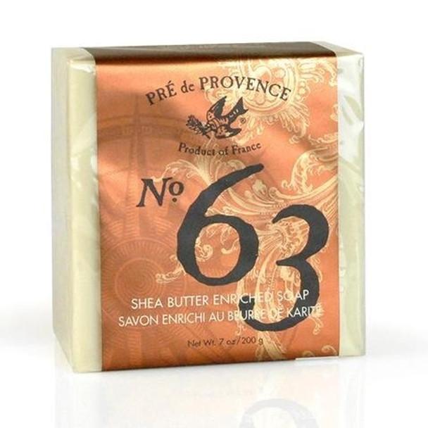 Pre de Provence No 63 Shea Butter Enriched Soap - 200 gm